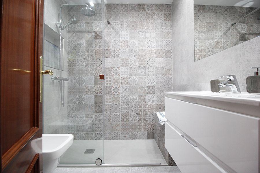 reforma integral interiorismo deco baño Bilbao 2