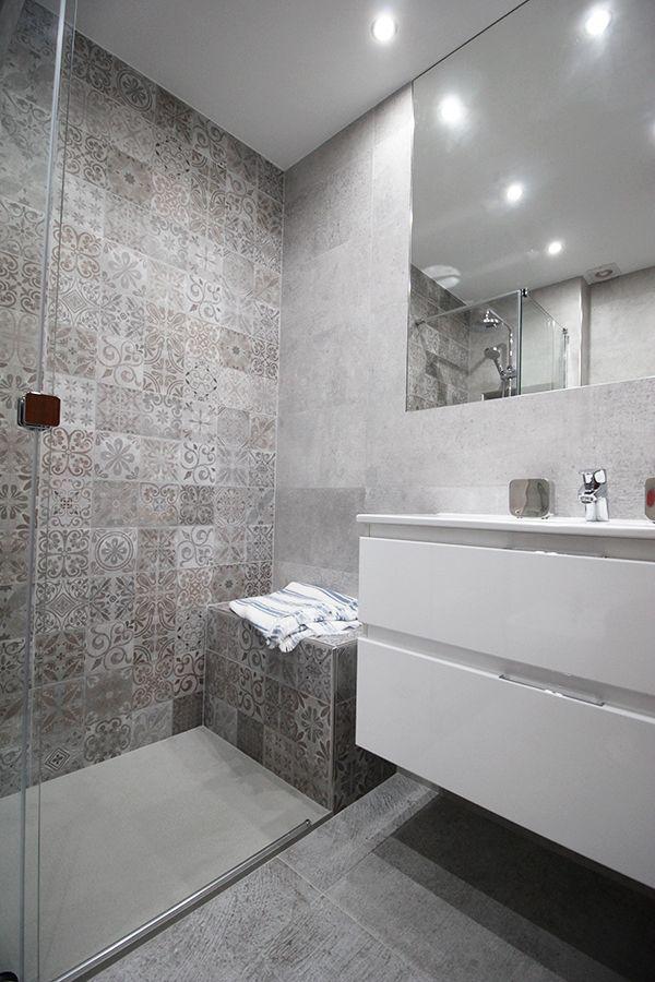 reforma integral interiorismo deco baño Bilbao 5