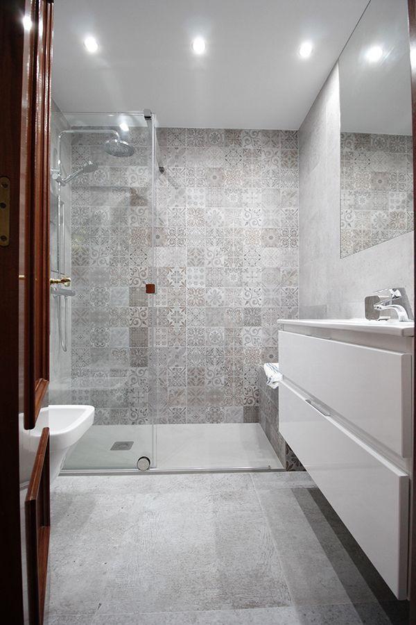 reforma integral interiorismo deco baño Bilbao 6