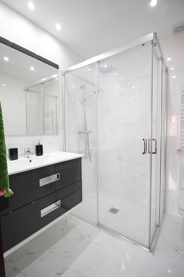 reforma integral interiorismo decoracion baño Bilbao 1