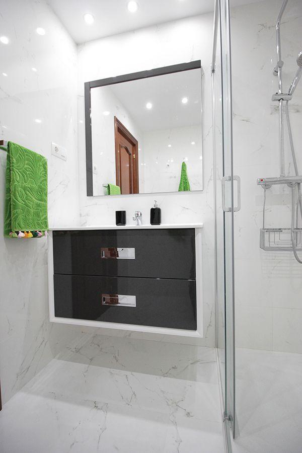 reforma integral interiorismo decoracion baño Bilbao 4