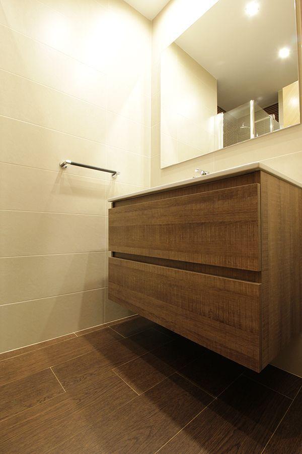 reforma integral interiorismo decoracion vivienda Bilbao Santutxu plantas 11